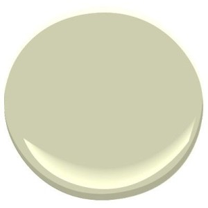 GUILFORD GREEN HC-116 Benjamin Moore Paint Color