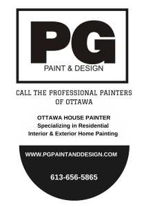 Residential-House-Home-Condo Painting, Interior and Exterior Painting Services in Ottawa - PG PAINT & DESIGN